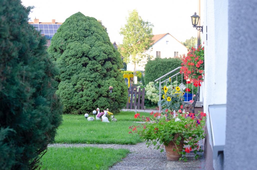 Ferienwohnung Hertel in Truppach bei Obernsees